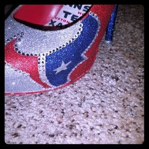 Houston Texans high heels